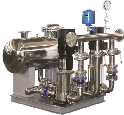 无负压变频供水设备的优势及特点